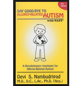 SAY GOODBYE TO ALLERGY RELATED AUTISM