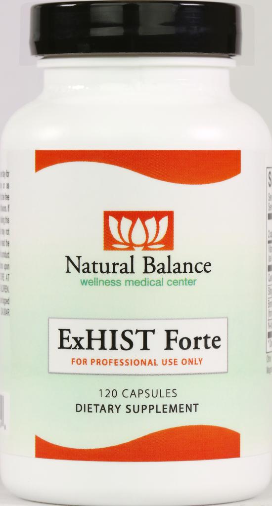 Basic------------- ExHist Forte 120ct