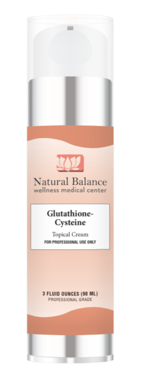 Biomed GLUTATHIONE-CYSTEINE TOPICAL (Replacement for previous Gluthatione: Same instructions) (NEUROBIOLOGIX)