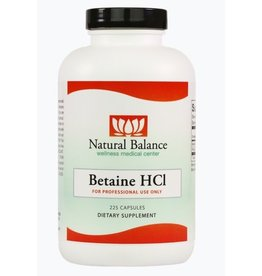 GI Support------ BETAINE HCL 225CT