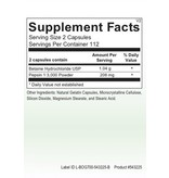 GI Support------ BETAINE HCL 225CT (AND PEPSIN)  (ORTHO MOLECULAR)