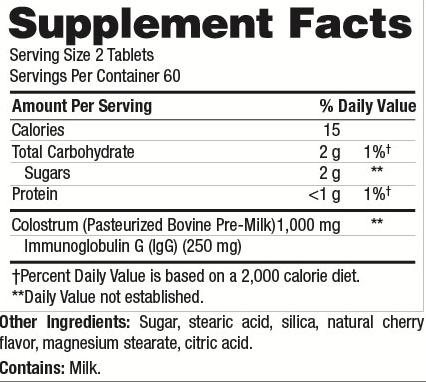 Biomed---------- IMMUNE ENHANCE PRP Chewable,120 Tab