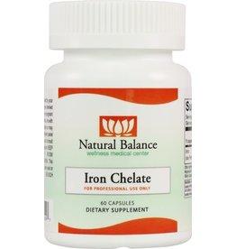 Basic------------- Iron Chelate 60ct (Ortho)