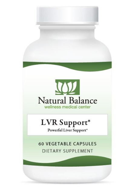 GI Support------ LVR SUPPORT 60CT (GF) (SF) (DF) (NUMEDICA) (REPLACEMENT FOR KLAIRE PRODUCT: Same instructions)