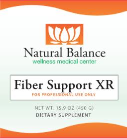 GI Support------ FIBER SUPPORT XR (ORTHO MOLECULAR)