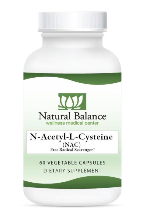 Basic------------- N-ACETYL-L-CYSTEINE (NAC) 60ct