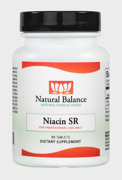 Basic------------- NIACIN SR 90ct (ORTHO)