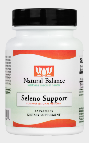 Biomed---------- SELENO SUPPORT 90CT (GF) (ORTHO)