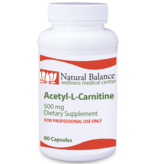 Biomed---------- ACETYL-L-CARNITINE 500 MG 90CT (PROTHERA/KLAIRE)
