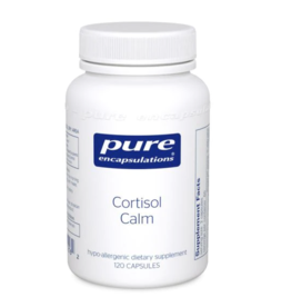 HPA-------------- CORTISOL CALM 60CT (PURE ENCAPSULATIONS) (Replacement for Cortisol Control)