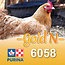Cargill-Purina 6058C - GOLD'N Ccroissance canard en cube