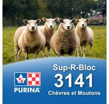 3141 - Sup-R-Bloc mouton et chèvre