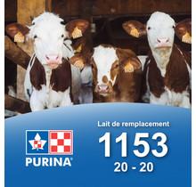 1153 - Lait de remplacement pour veaux 20-20
