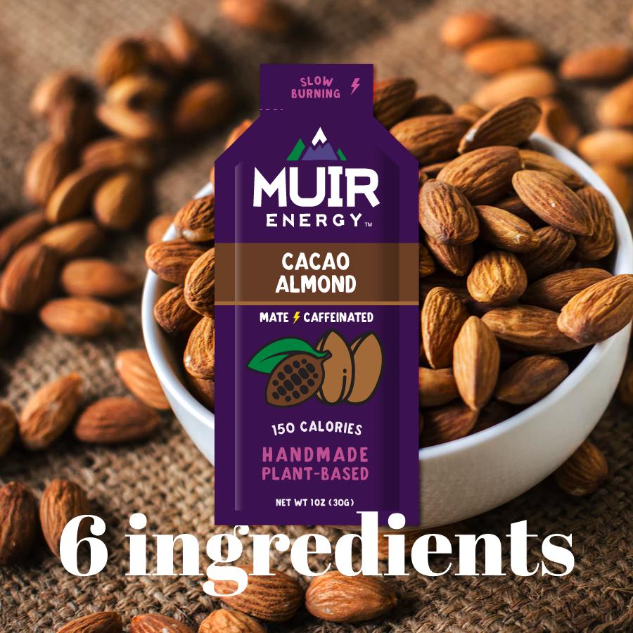 Muir Energy Muir Energy Cacao Almond Mate