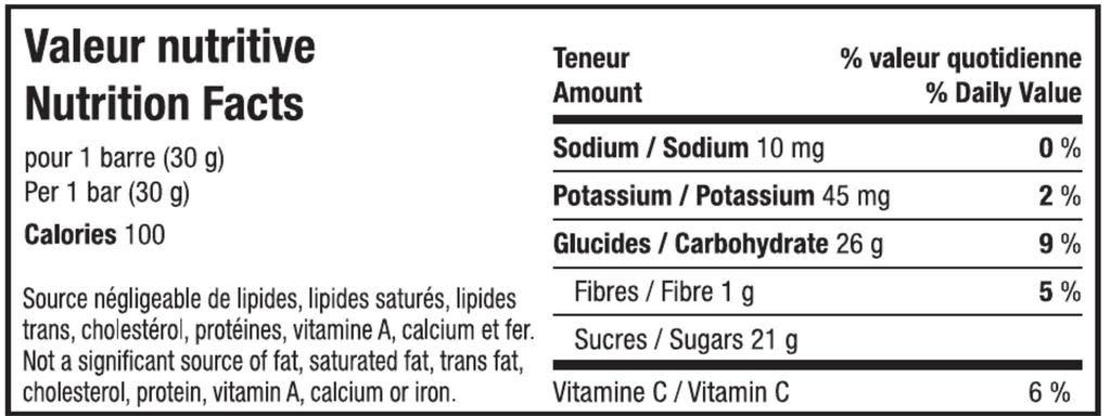 Xact Nutrition Xact Fruit2 Maple