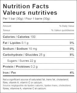 Xact Nutrition Xact Fruit2 Apricot