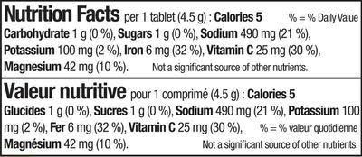 Xact Nutrition Xact Electro2 Lemon