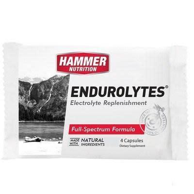 Hammer Nutrition Hammer Endurolytes 4pack