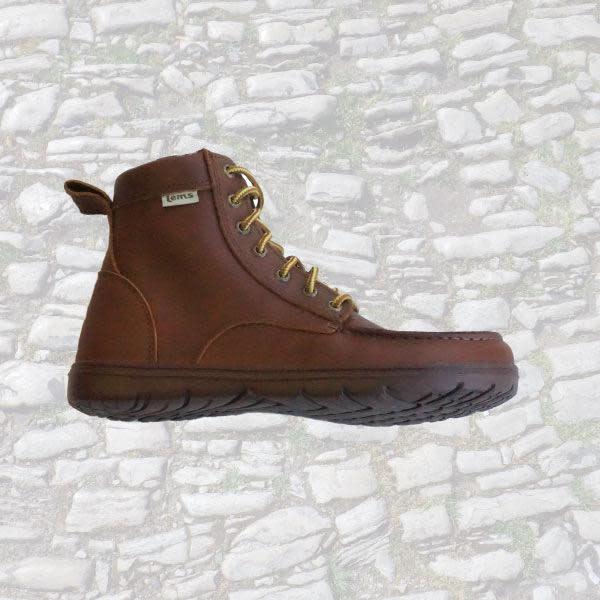 Lems Lems Boulder Boot Leather (Unisex)