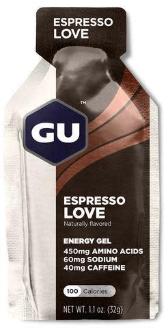 Gu Gu Gel Espresso Love
