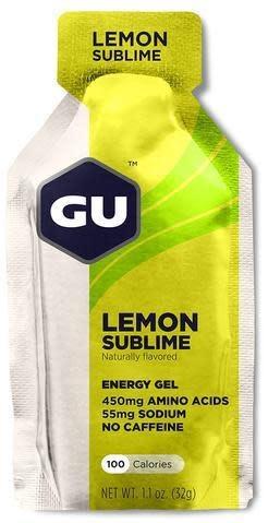 Gu Gu Gel Lemon