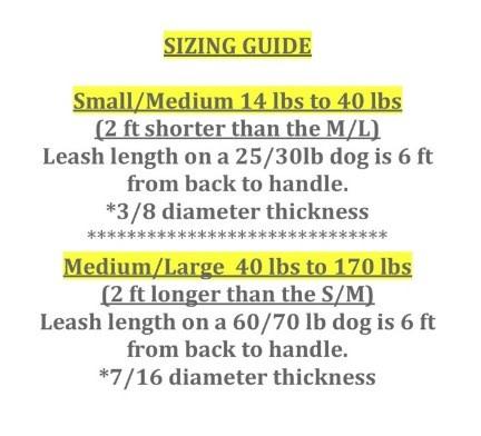Harness Lead Harness Lead (S/M)