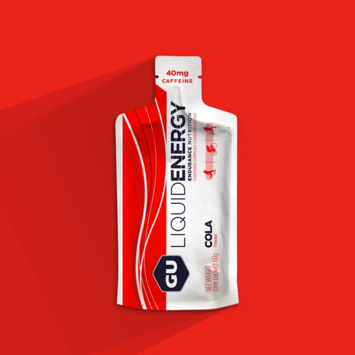 Gu Gu Liquid Energy Gel Cola