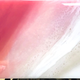 "Sarah Caudle ORIGINAL RESIN PAINTING- SPRING FLING 4, 6""X12"" UNFRAMED"