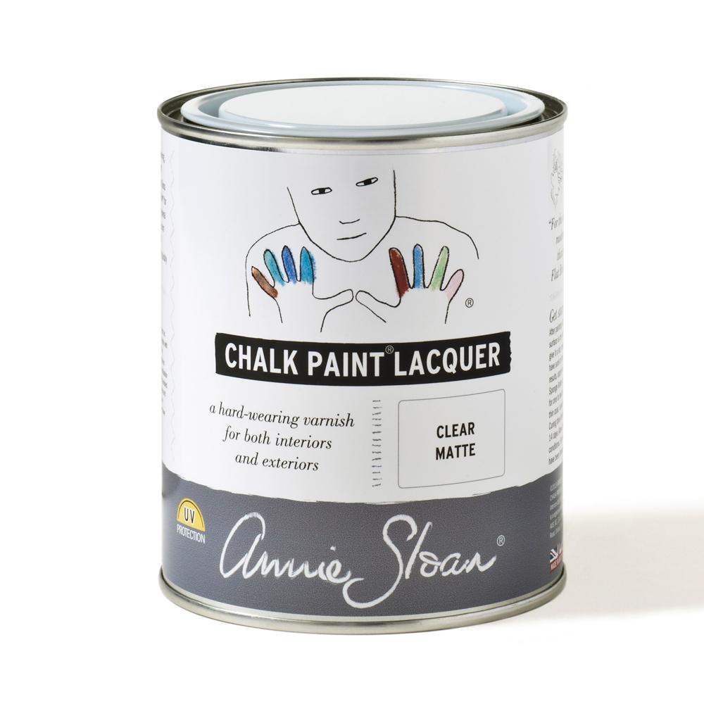 Annie Sloan LACQUER-Clear Matte, 750 ml.