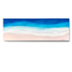 Sarah Caudle LIMITED EDITION RESIN PRINT 12X36, #1/40, ROYAL WAVES