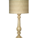 Jamie Young French Country Console Lamp - Sold without Shade