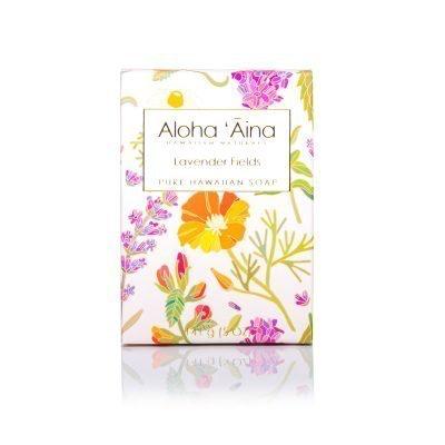 Maui Soap Company Hawaiian Aromatherapy Pure Soap – Lavender Fields