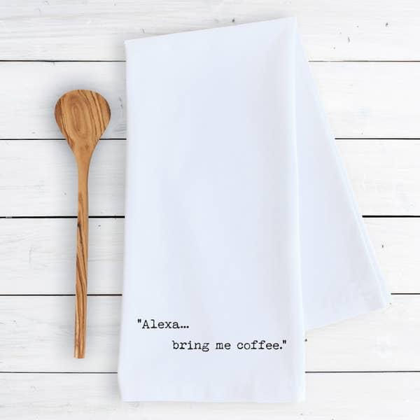 Devenie Designs ALEXA…BRING ME COFFEE