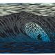Kean Arts MICROFIBER BEACH TOWEL - GHOST IN THE MACHINE