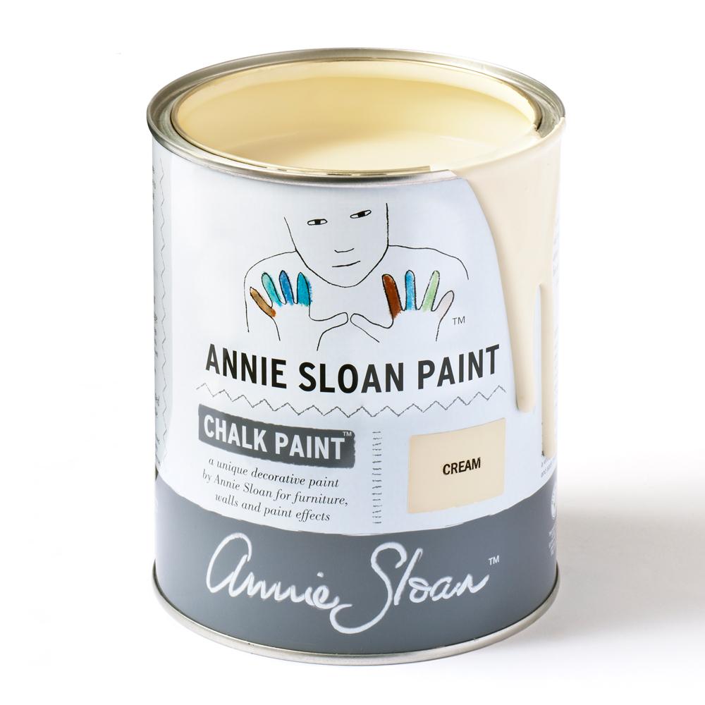 Annie Sloan Cream