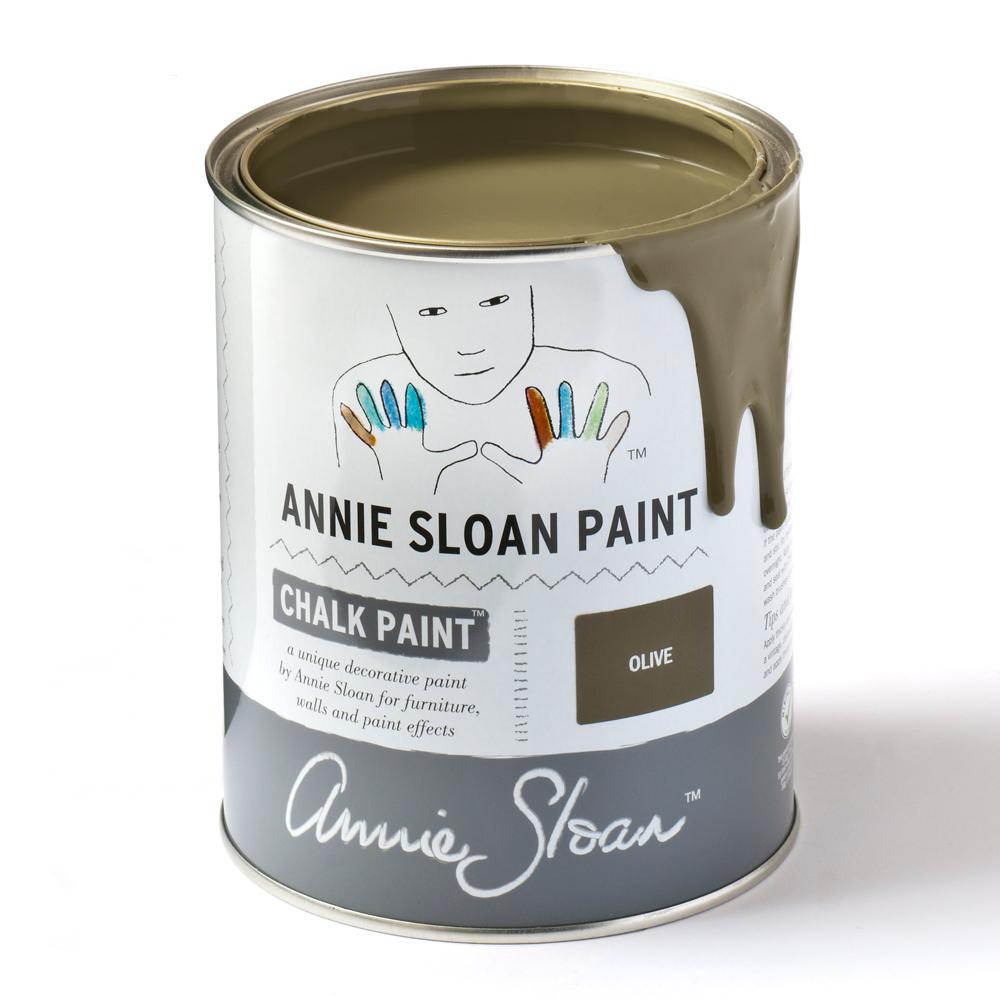 Annie Sloan Olive