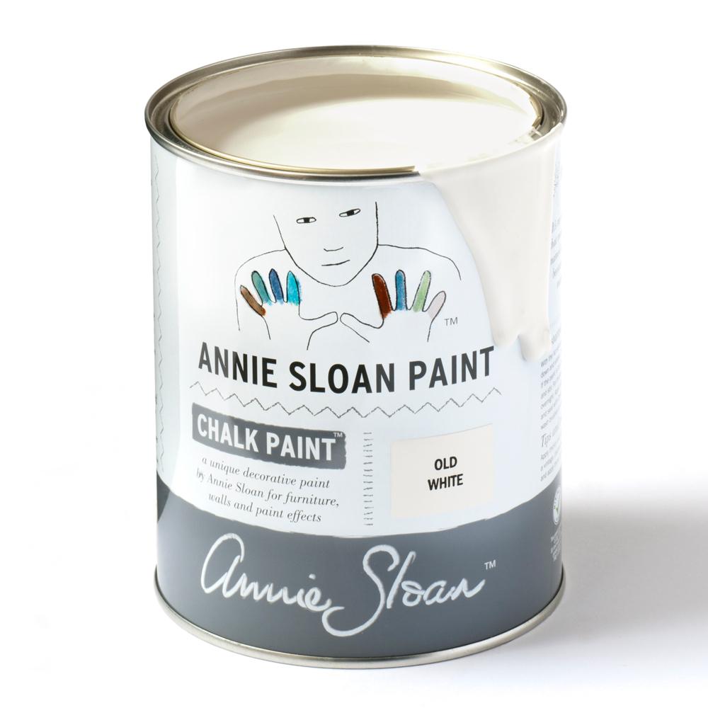 Annie Sloan Old White