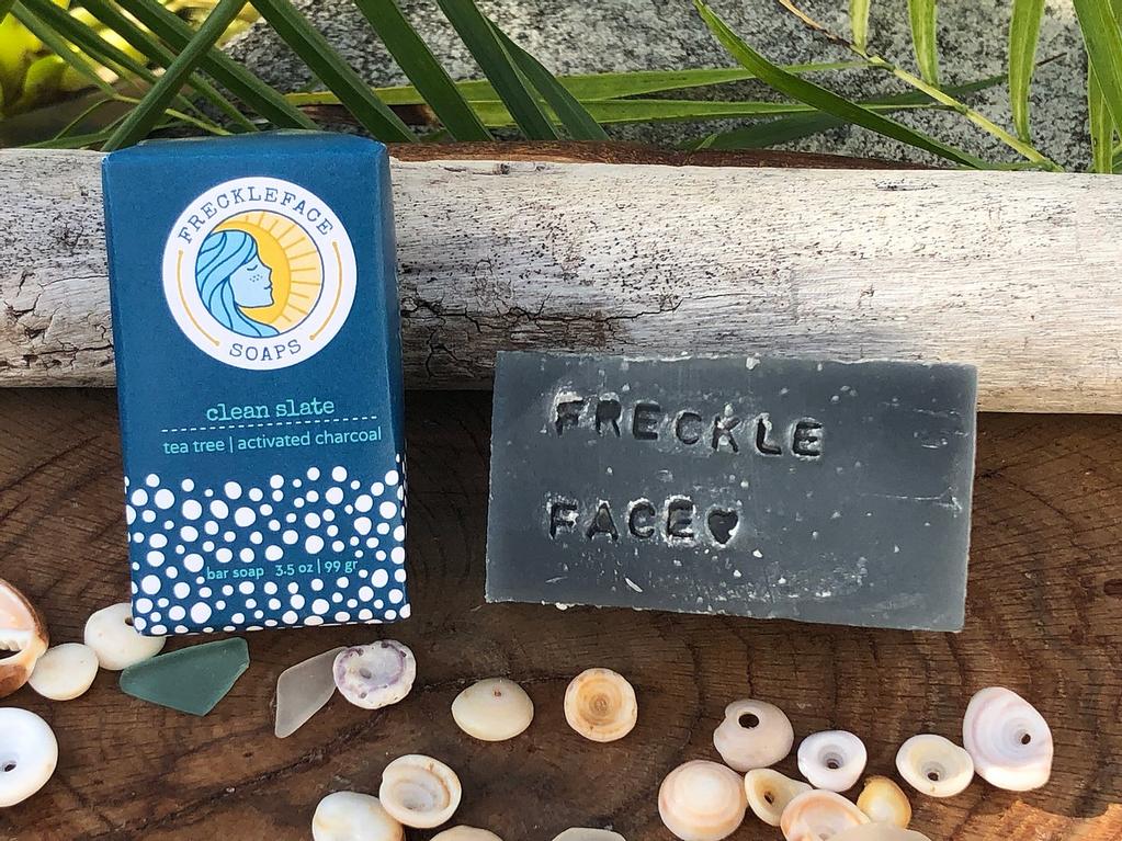 Freckleface Soap 3.5 OZ CLEAN SLATE SOAP