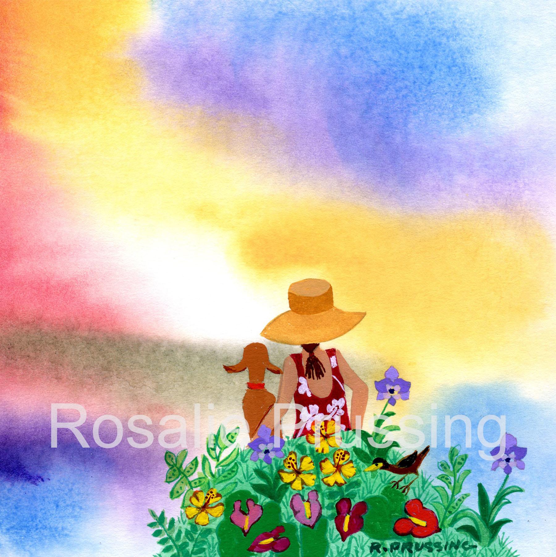 Rosalie Prussing SM PRINT: DREAM, #262