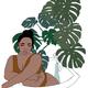 Margie Rice Bathing Beauty