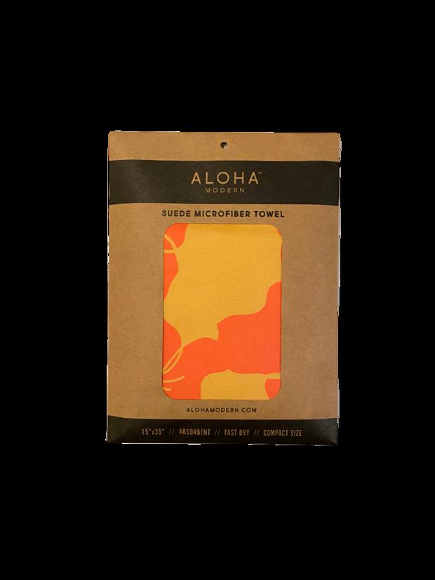Aloha Modern SPORT TOWEL: ILIMA