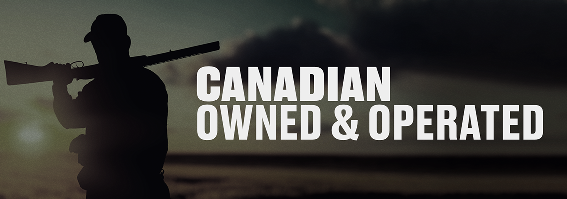 Canadian Owned & Operated Gun Store
