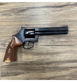 """SMITH & WESSON SMITH & WESSON 586 REVOLVER, 357 MAG, 6"""" BARREL, PRE-OWNED"""