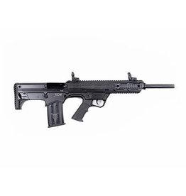 HURRICANE HURRICANE FD12 BULLPUP SHOTGUN, 12GA, POLYMER LOWER, BLACK