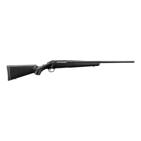 RUGER RUGER AMERICAN RIFLE, 308 WIN, BLACK