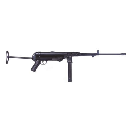 GSG GSG MP-40 RIFLE, 9MM, RESTRICTED