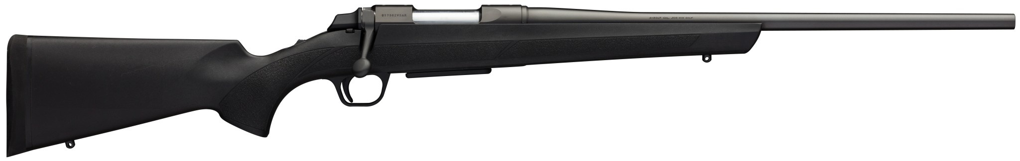 BROWNING BROWNING AB3 MICRO STALKER RIFLE, 243 WIN, BLACK