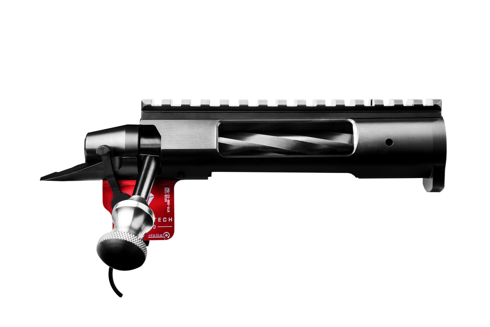 K.S. ARMS K.S. ARMS SAR 3-LUG RIFLE ACTION, SHORT, RH, 308 BF, REPEATER, 20MOA, PULL KNOB