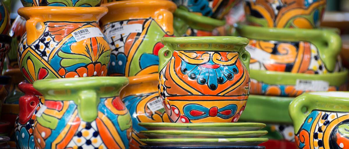 Mexican Talavera: Travels from Afar