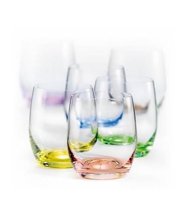 Glass, Rainbow Crys.Asst.